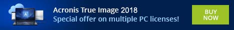 40% Off Acronis True Image 2018 Coupon Codes