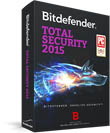 Bitdefender Total Security 2015 Coupon 47% Discount