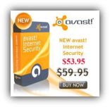 Avast Internet Security 5 discount coupon code 10% off