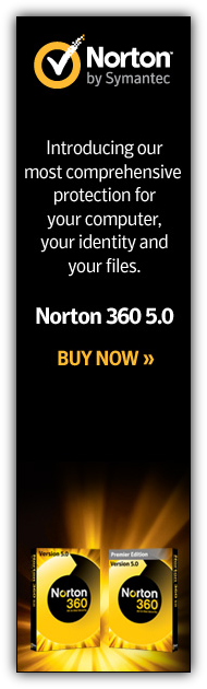 Norton 360 version 5 upgrade and renewal