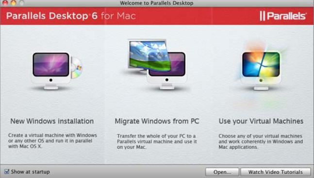 Parallels Desktop 7 for MAC Review
