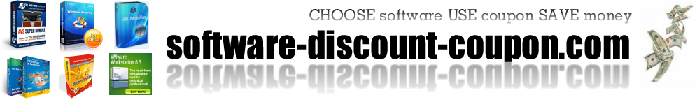 Software Discount Coupon Code
