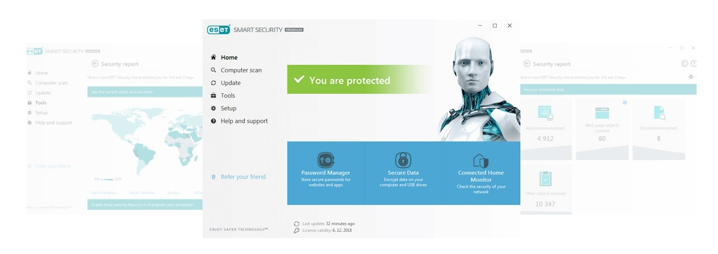 eset smart security premium tools