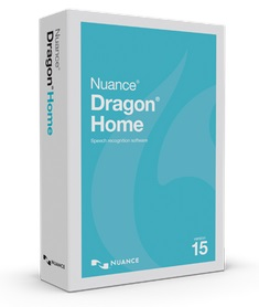 Nuance Dragon Home 15 features